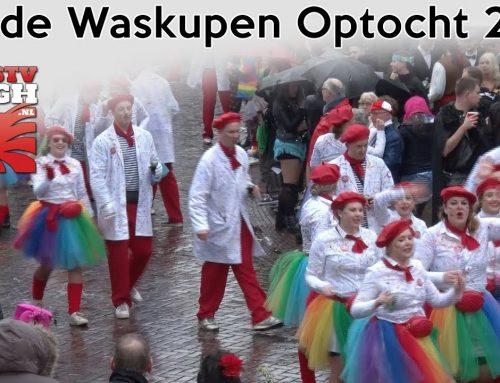 Grote optocht d'Olde Waskupen 2019