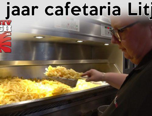 35 jaar Cafetaria Litjes