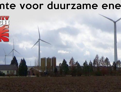 Ruimte voor duurzame energie