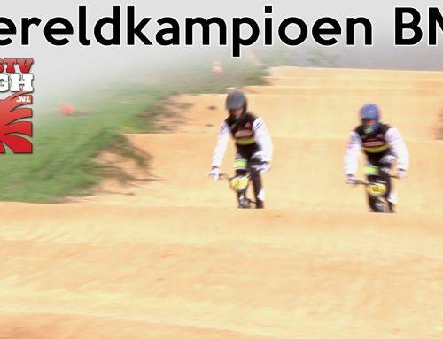 Kevin Elbers: Wereldkampioen BMX