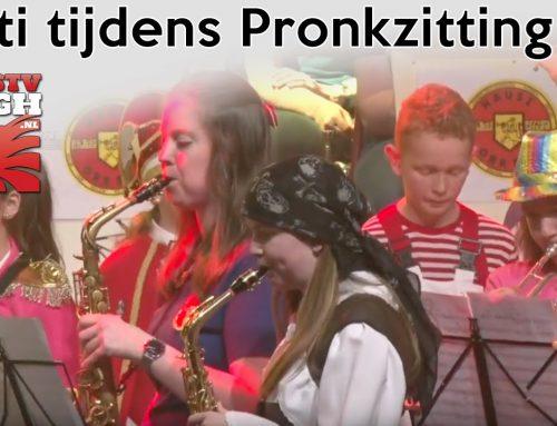 Optreden Tutti pronkzitting XS