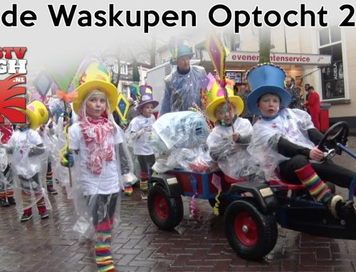Grote/Kinder optocht d'Olde Waskupen 2020