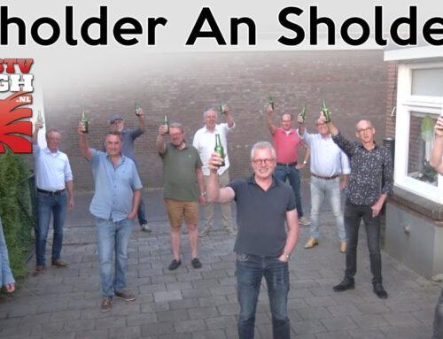 Sholder an Sholder