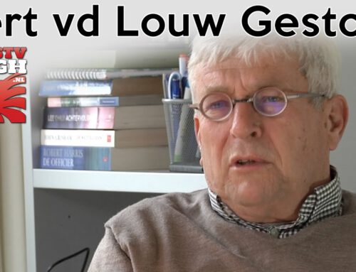 Bert van der Louw is gestopt
