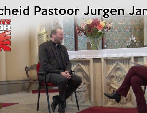 Afscheid Pastoor Jurgen Jansen
