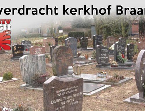 Overdracht kerkhof Braamt