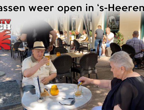 Terrassen weer open in 's-Heerenberg