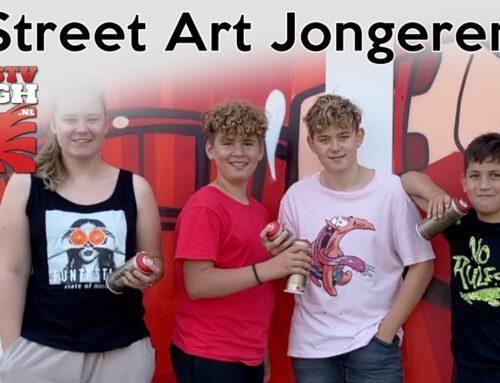 Street Art – Jongeren – 's-Heerenberg