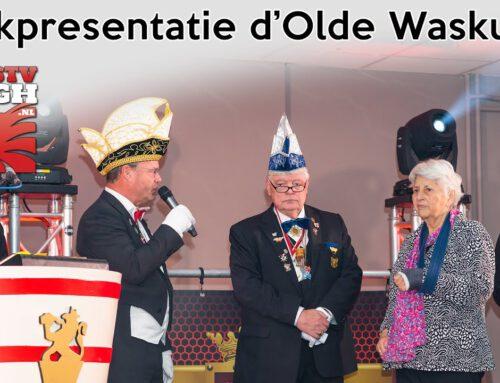 Presentatie Jubileumboek d'Olde Waskupen