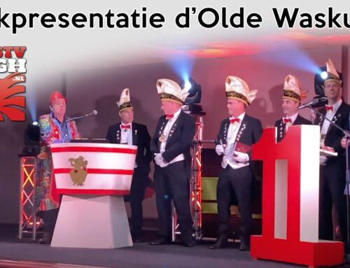 Presentatie Jubileumboek d'Olde Waskupen (korte versie)